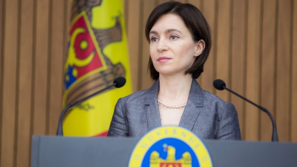 """""""Someone has to change the way politics is being done in Moldova"""""""